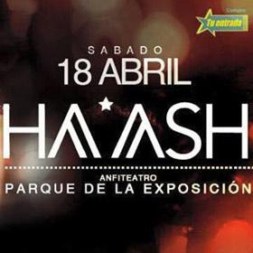 Ha Ash en Perú