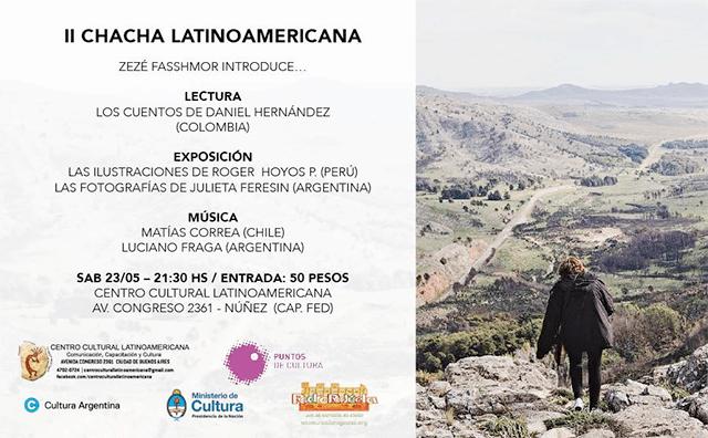 chacha-latinoamericana-ii