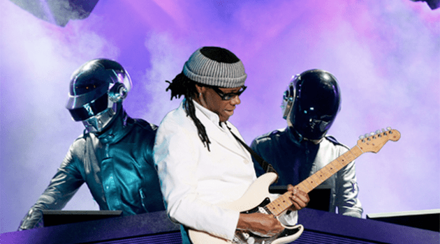 daft punk - nile rodgers