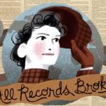 karen o - google doodle