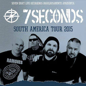7 SECONDS en Argentina