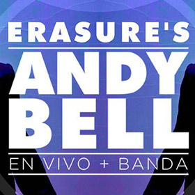 Andy Bell en Colombia