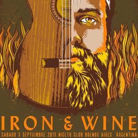 Iron & Wine en Argentina