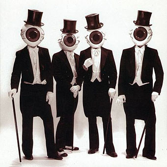 The Residents en Argentina