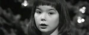 Mirá a Björk cuando tenía 11 años relatando la historia de Navidad
