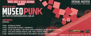 Se inaugurará el primer museo Punk de la Argentina