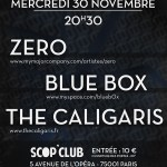 Soirée indiemusic au Scop' Club