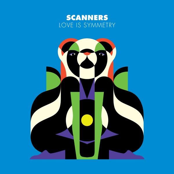 Scanners - Love Is Symmetry