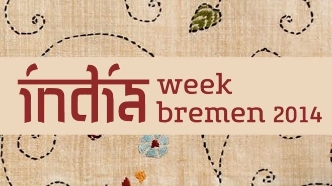 Logo India Week Bremen 2014