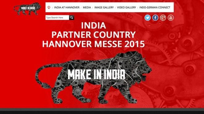 Indien – Partnerland der Hannovermesse 2015