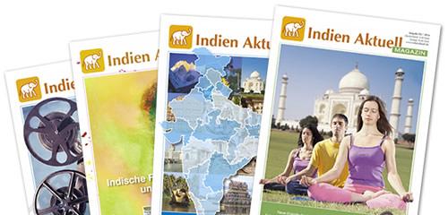 Indien Aktuell Magazine