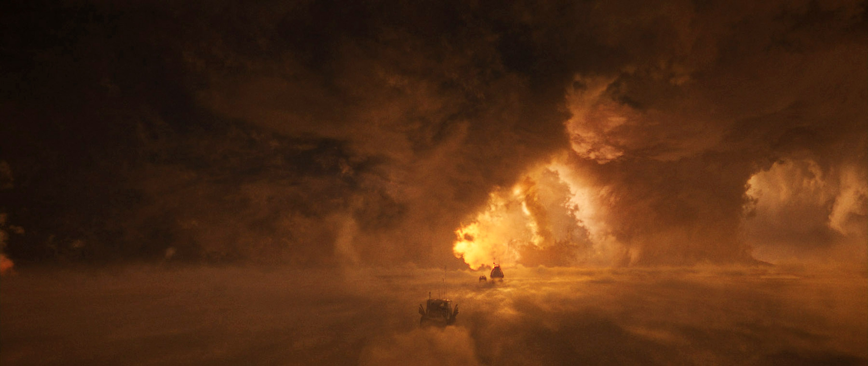 Beautiful Fall Paintings Wallpapers Mad Max Fury Road Vfx Team Takes Us Inside The Toxic