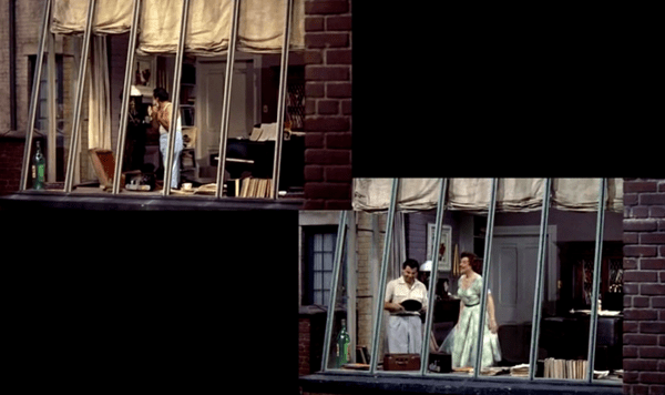 Watch The Symmetry Of Alfred Hitchcocks Rear Window A
