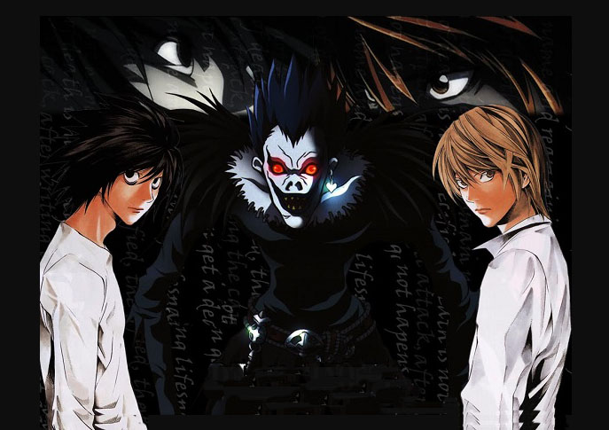 ANIME REVIEW \u201cDeath Note Omega Edition\u201d IndieWire - death note