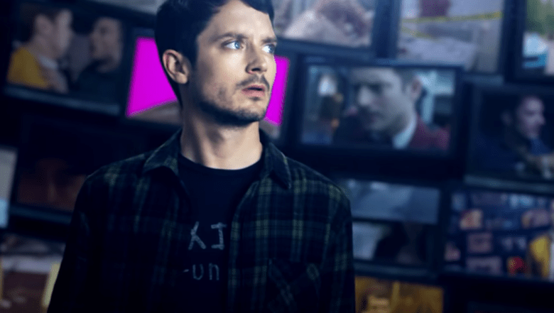 The Fall Bbc Wallpaper Dirk Gently S Holistic Detective Agency Trailer With