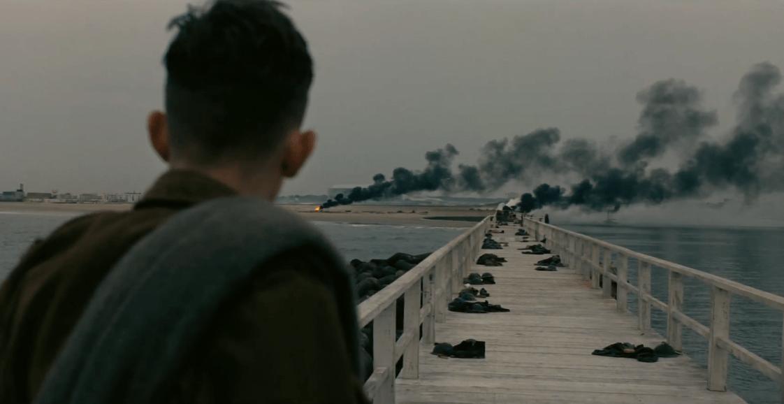 Harry Styles Fall Wallpaper Dunkirk Trailer Christopher Nolan S Not Quite War Film