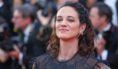 Asia Argento Leaving Italy After Press Condemns Her For Accusing Harvey Weinstein of Rape