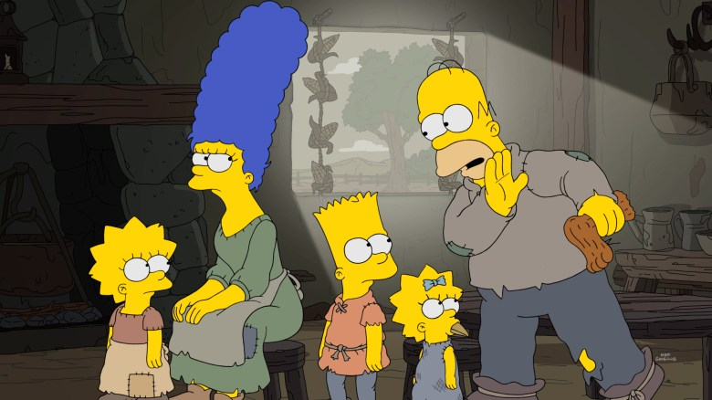 The Simpsons Game Of Thrones And More Premiere Fantasy
