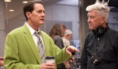 'Twin Peaks': Kyle MacLachlan Thinks 'The Return' Is a Film, Even Though the Golden Globes Nominated Him for TV