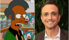 Hank Azaria Is Willing to Stop Voicing Apu and Hopes 'The Simpsons' Hires South Asian Writers