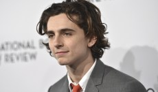 Timothée Chalamet 'Doesn't Want to Profit' From Woody Allen Film, Donates Salary to Time's Up, RAINN, and More