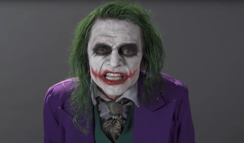 Animation Movie Wallpaper Watch Tommy Wisaeu Auditions To Play The Joker Indiewire