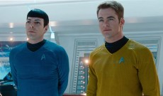 Simon Pegg 'Doesn't Know Much About' Quentin Tarantino's 'Star Trek,' Downplays R Rating Rumor
