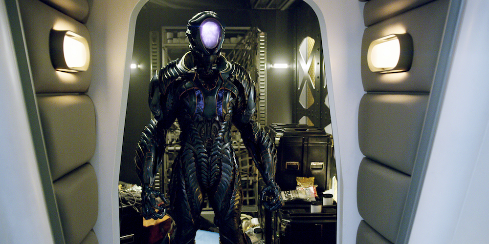 Lost in Space The Robot Is Great \u2014 and Should Lead Season 2 IndieWire