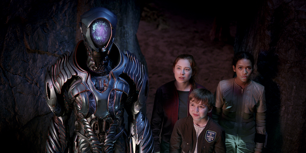 Fall Season Live Wallpaper For Android Lost In Space 7 Things You Might Not Know About Season 1