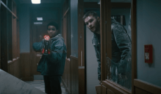 'Kin' Trailer: Carrie Coon Chases Jack Reynor and a Mysterious Weapon in Sci-Fi Action Thriller — Watch
