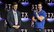 Mark Wahlberg, Peter Berg, and Melissa McCarthy Get Weird at STX CinemaCon Presentation
