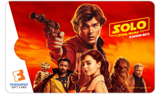 'Solo: A Star Wars Story' Giveaway: Win a Prize Pack Including $25 Fandango Gift Card