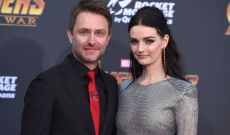 Lydia Hearst, Chris Hardwick's Wife, Says Her Husband Is 'Loving and Compassionate,' Not A Sexual Abuser
