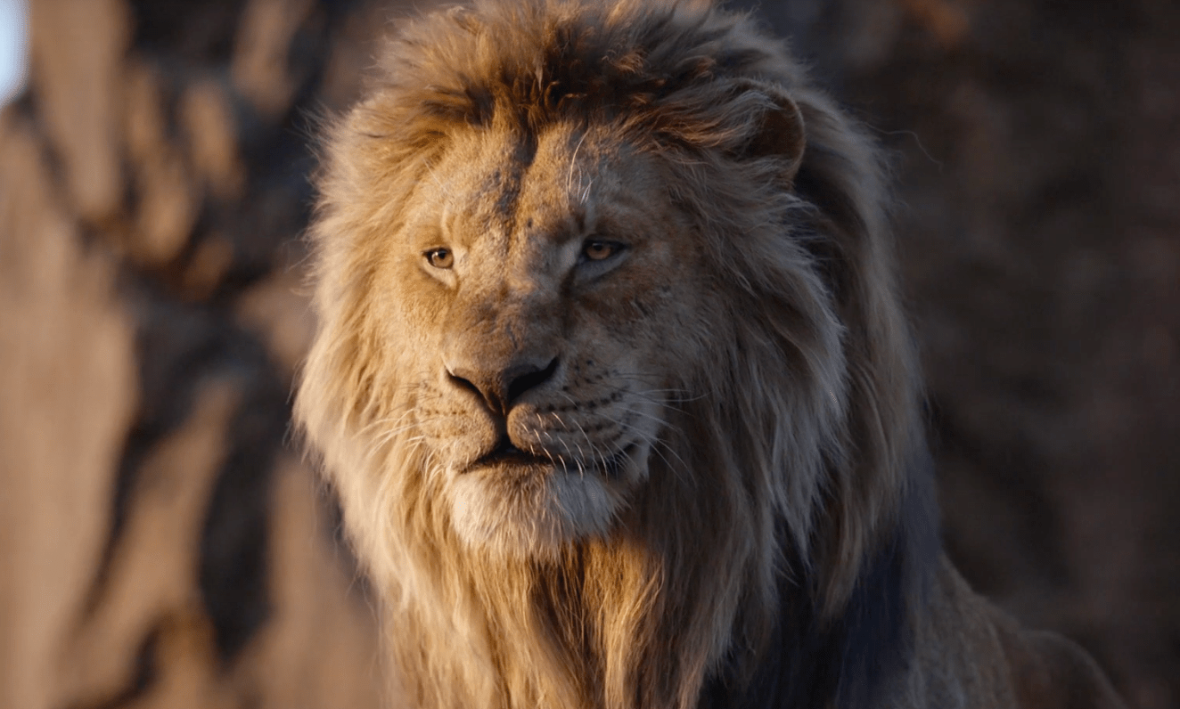 the lion king (2019) first look trailer
