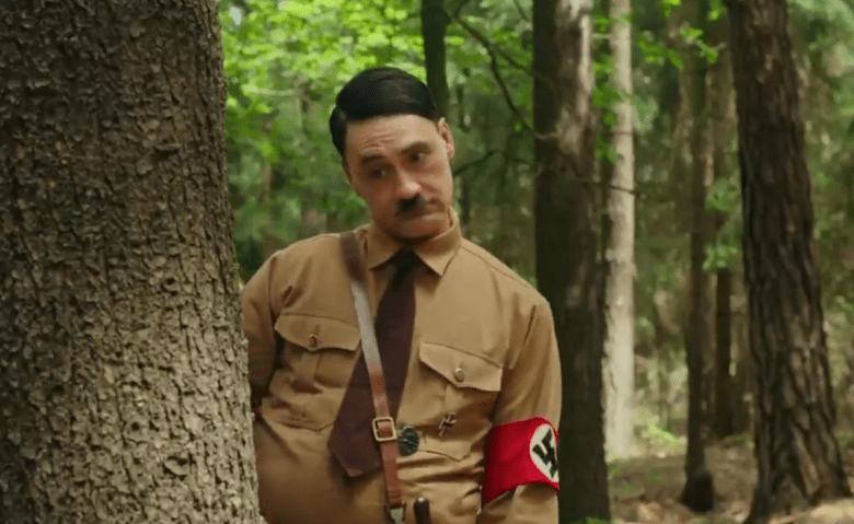 Jojo Rabbit Trailer Taika Waititi As Adolf Hitler