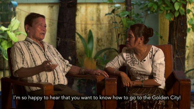 Freedom from Suffering (EngSub)   Rakhine Language Animated Film