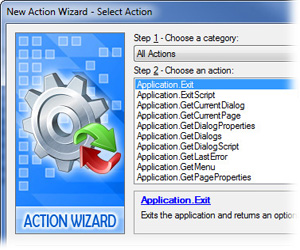 Autoplay Action Wizard