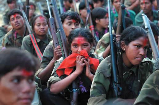 Il Nepal a rischio di una nuova guerra civile