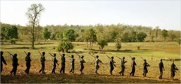 Doppio attentato dinamitardo dei Maoisti in Jharkhand e Bihar