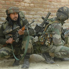 Scontro a fuoco lungo il confine indo-pakistano nel giorno della Repubblica indiana