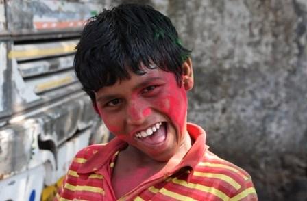 Holi, i colori della festa di Primavera. Selezione di scatti dall'India.