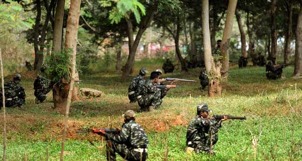 Rappresaglia della polizia indiana contro i Maoisti del Chhattisgarh