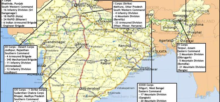 Partenza a Freddo: la nuova dottrina militare indiana al vaglio della diplomazia U.S.A.