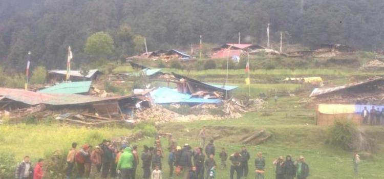 Le zone montuose del Nepal le più colpite dal sisma. L'aggiornamento di Davide Torri