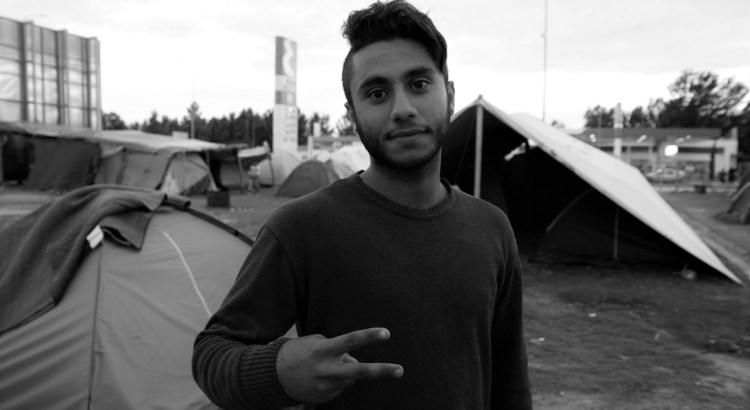 Hussein Ibrahim: storia rap di un migrante siriano