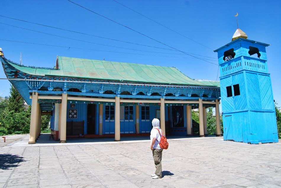 Moschea Cinese , Karakol