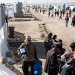 Campo profughi di al-Khazer1. Foto Emanuele Confortin (14)