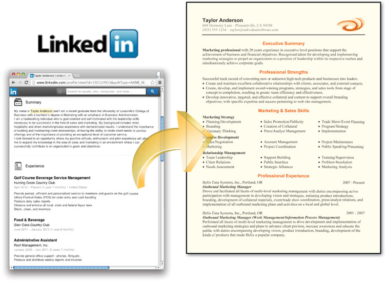 Free Resume Maker Software Free Download | Curriculum Vitae ...
