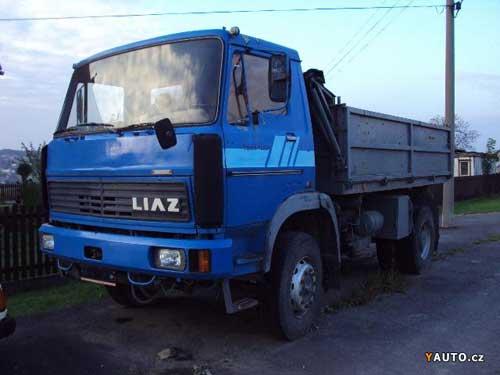 LIAZ 251 juga digunakan untuk pasar sipil.