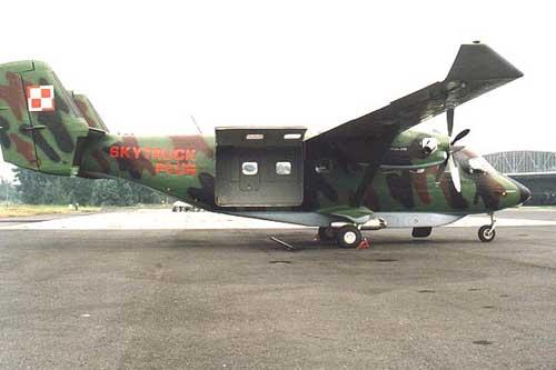 Ideal untuk angkutan cargo ringan penerbangan perintis.